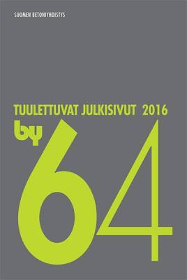 by 64 Tuulettuvat julkisivut 2016
