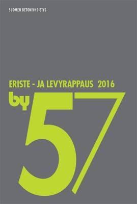 by 57 Eriste- ja levyrappaus 2016