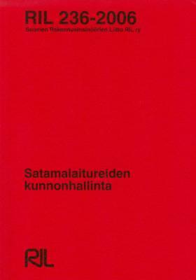 Satamalaitureiden kunnonhallinta (+cd)