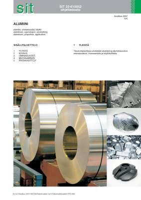 SIT 22-610052, Alumiini