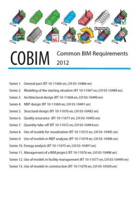 Common BIM Requirements 2012. Series 1-13