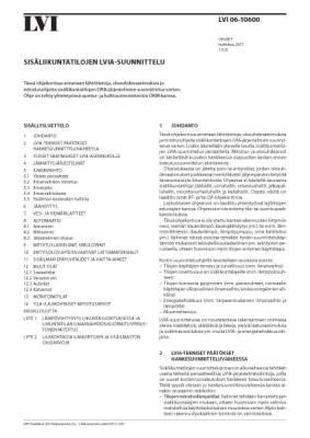 LVI 06-10600, Sisäliikuntatilojen LVIA-suunnittelu