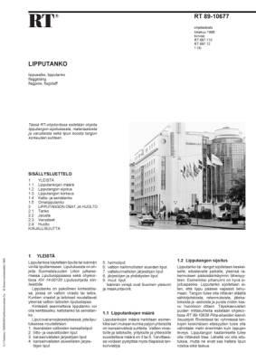 RT 89-10677, Lipputanko