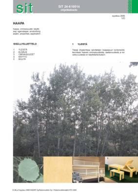 SIT 24-610014, Haapa