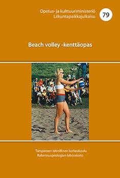 Beach volley -kenttäopas